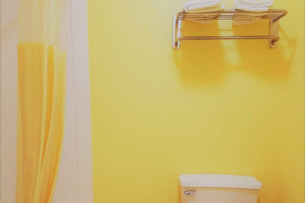 חדר, מיטת קינג, ללא עישון - חדר רחצה