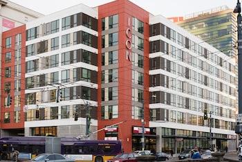 Foto av Contemporary Suites near Pioneer Square i Seattle