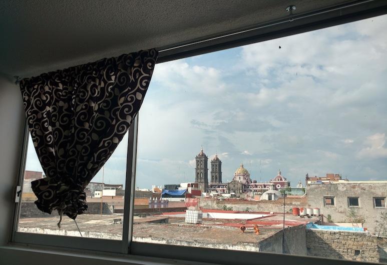 Suites 201, Puebla, Uitzicht vanaf kamer