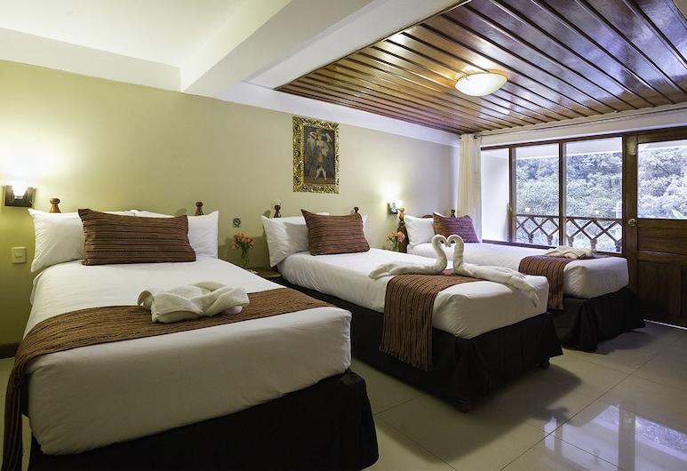 Hotel Santuario Machu Picchu, Machu Picchu, Chambre Triple, Chambre