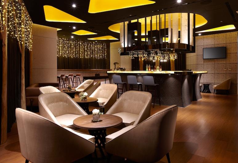 Landis Inn Chuhu, Hsinchu, Bar dell'hotel