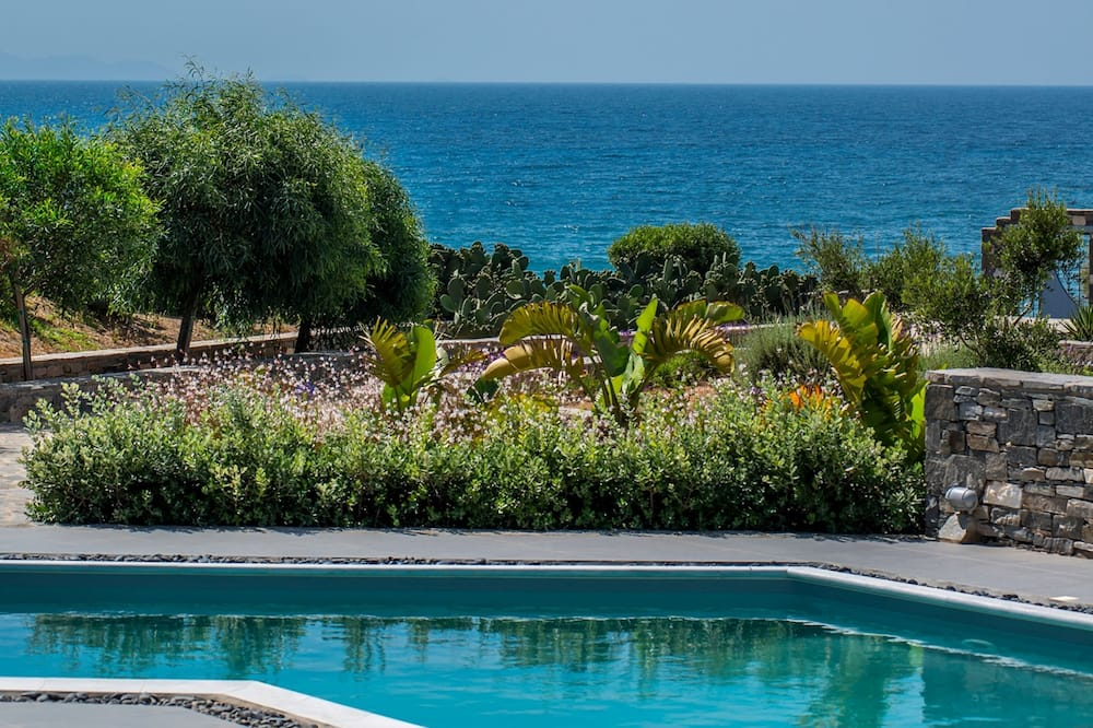 Grand Villa, Private Pool (Up to 8 persons) - Beach/Ocean View