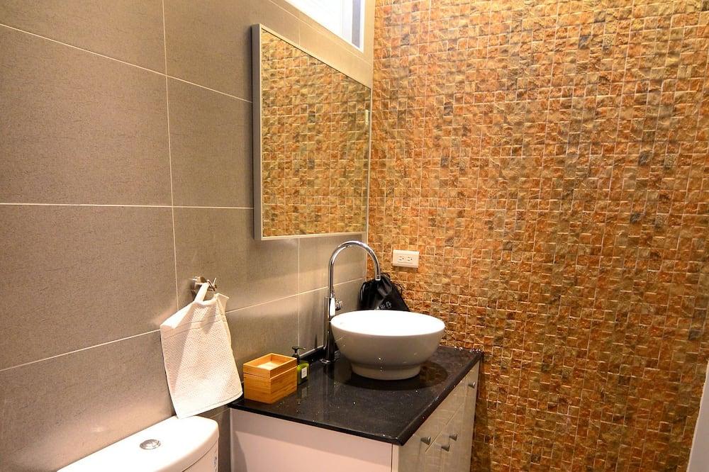 חדר זוגי (Y3) - חדר רחצה