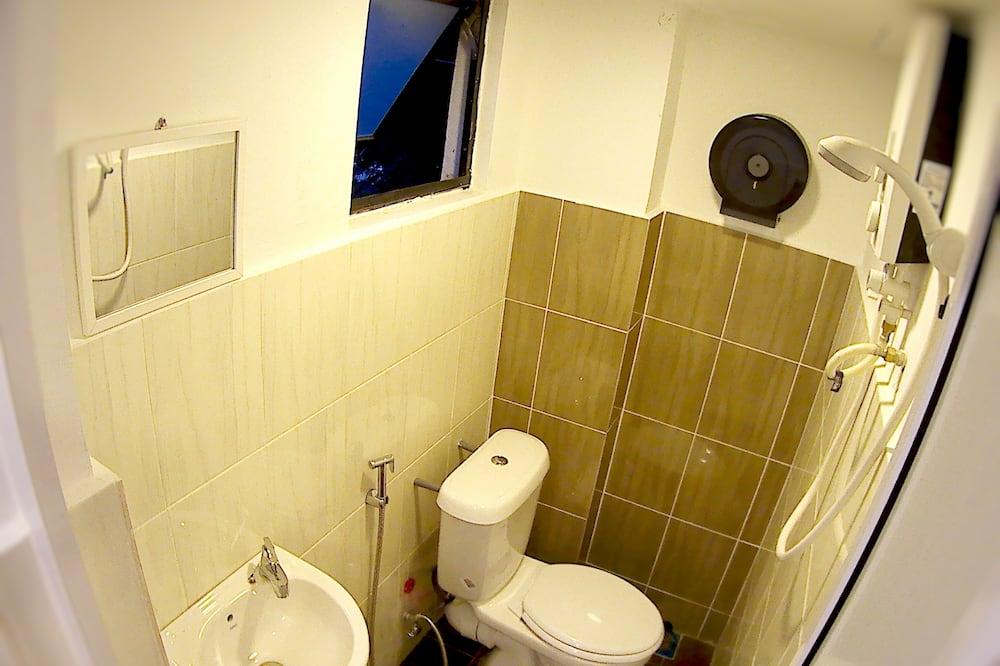 ベーシック ルーム ダブルベッド 1 台 (Private) - バスルーム