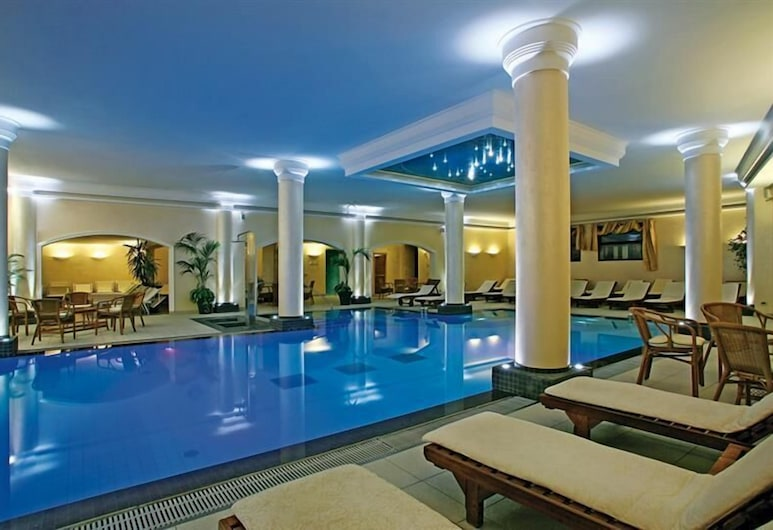 Hotel Salus Terme, Abano Terme, Indoor Pool