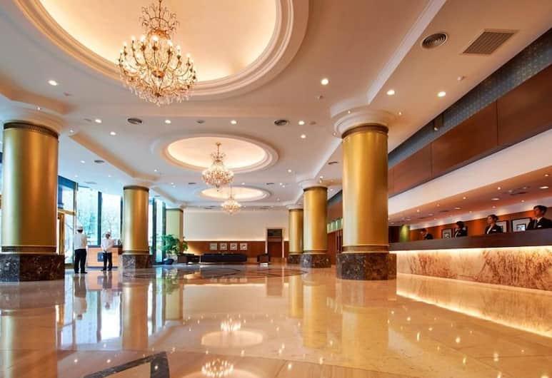 Hotel National, Taichung, Lobby