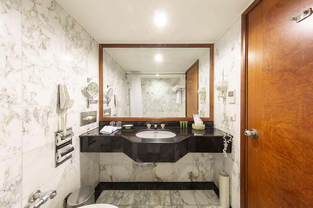 エリート ダブルルーム - バスルーム