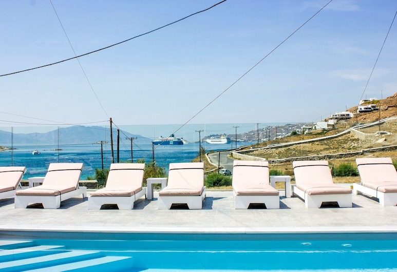 Anixi Hotel, Mykonos, Πισίνα