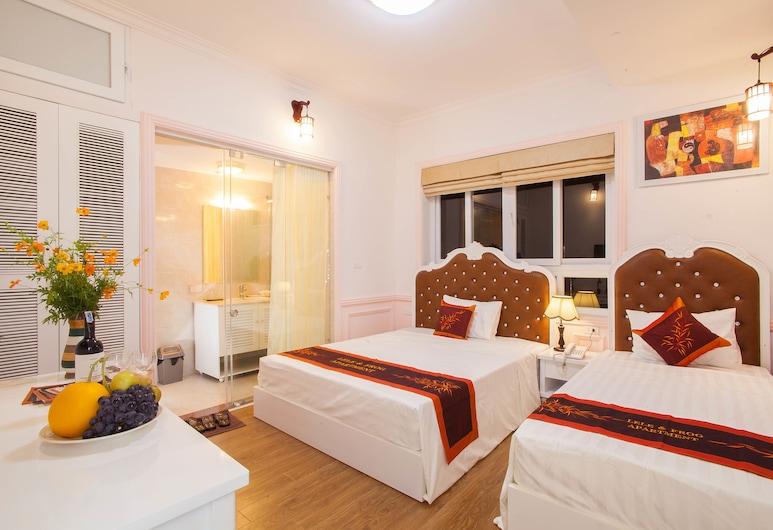 Hanoi Lele & Frog Hotel, Hanoi, Family Room, Guest Room