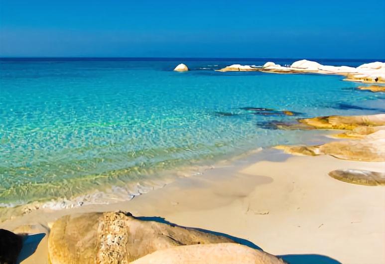 Ostria Sea Side Hotel, Kassandra, Plaża
