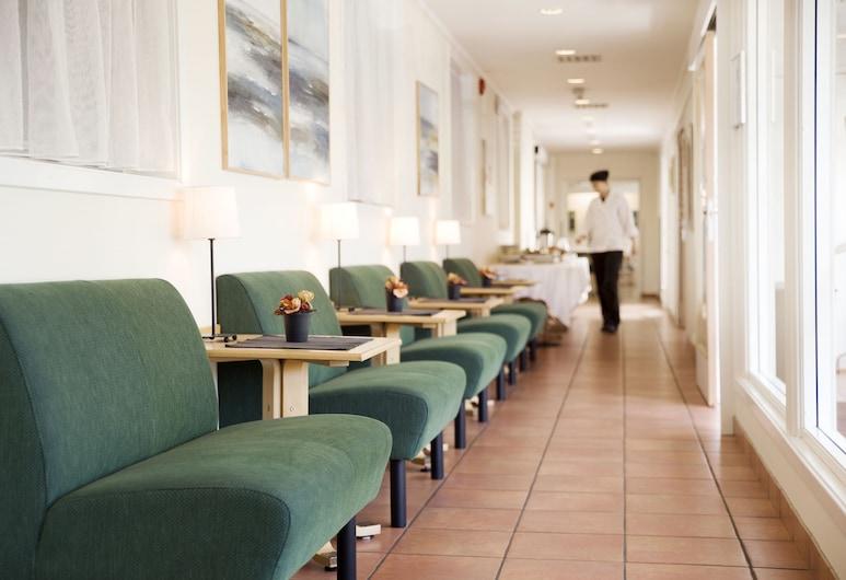 Kongsberg Vandrerhjem Bergmannen, Kongsberg, Ruang Duduk Lobi