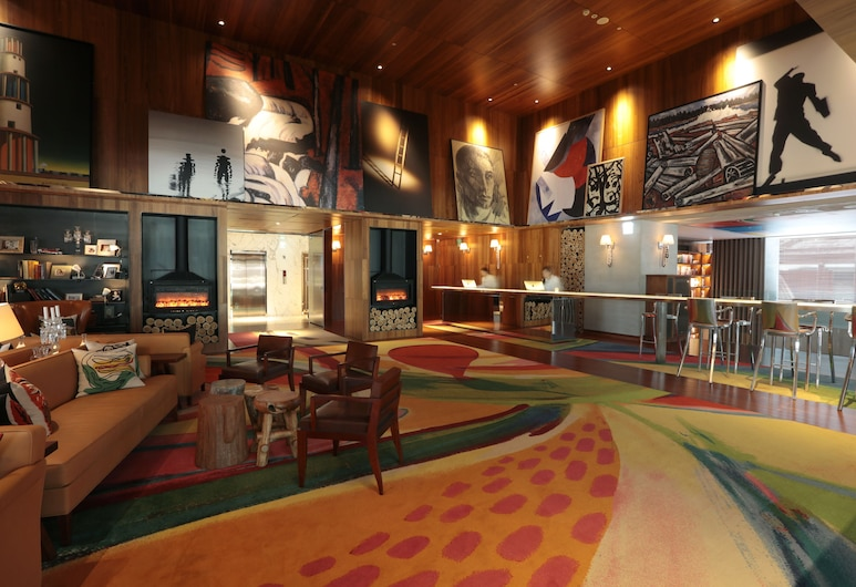 S Hotel | Designed by Philippe Starck, Taipei, Receptie