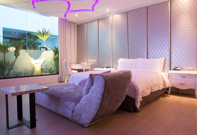 All-Ur Boutique Motel - Hua-Lian Branch, Ji'an, Suite Premier (Check in time starts from 6pm), Habitación