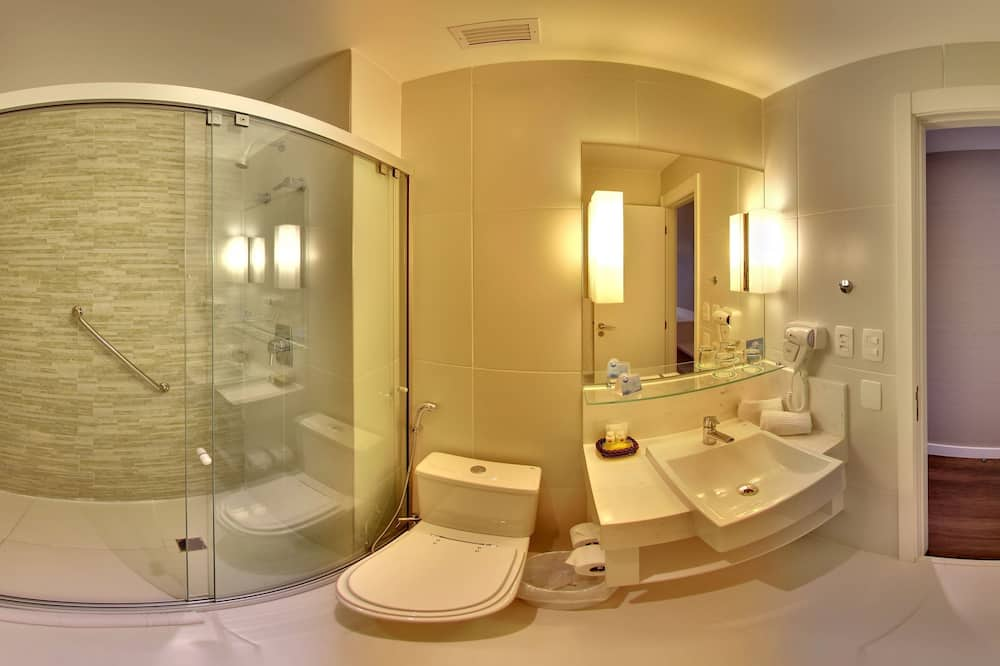 ห้องสวีท, เตียงเดี่ยว 2 เตียง, ปลอดบุหรี่ - ห้องน้ำ
