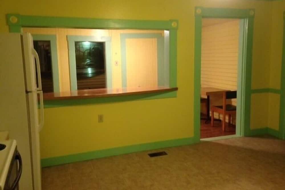 Nhà dành cho gia đình - Khu phòng khách
