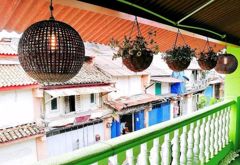 Ohana House @ 53 Kasturi, Malacca City, Tradičný dom, Balkón