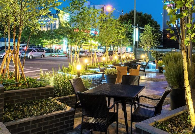 Hotel Stendhal, Daejeon, Terrasse/Patio