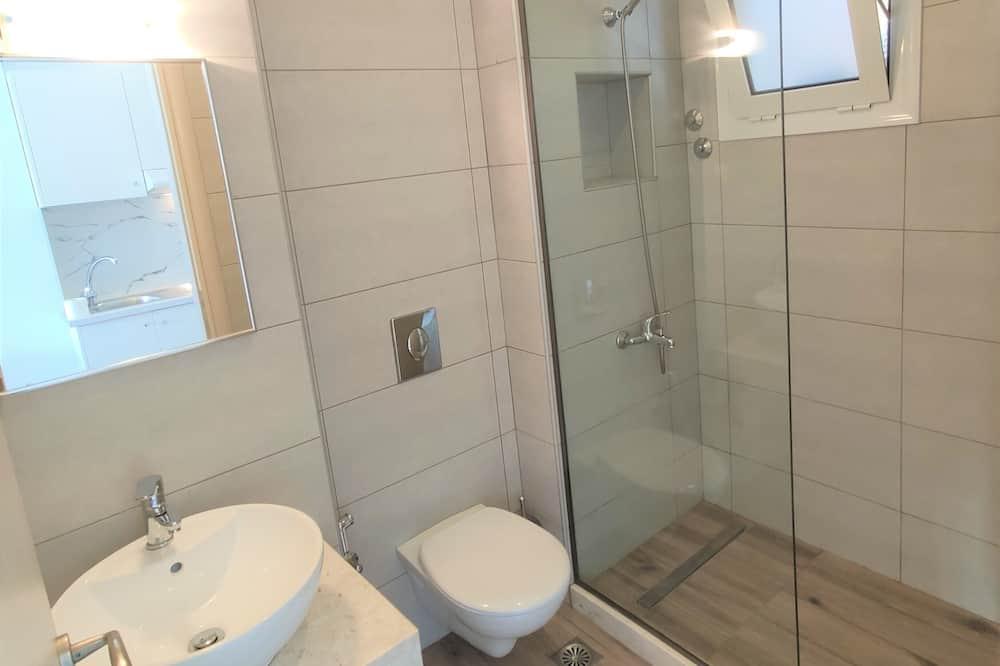豪華公寓, 1 間臥室 - 浴室