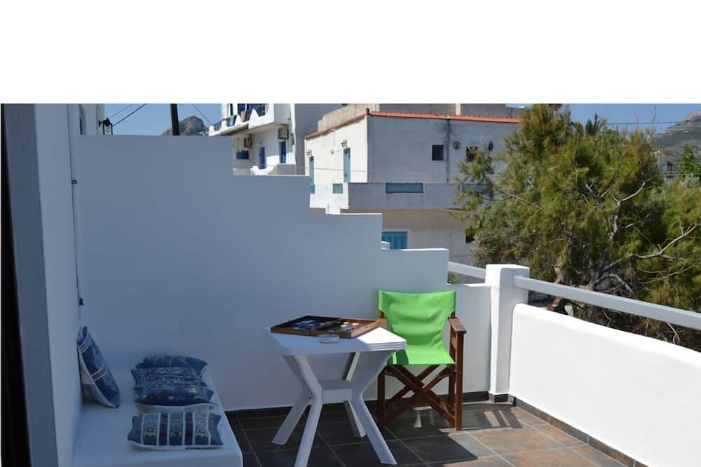 Studio (Double) - Balcony