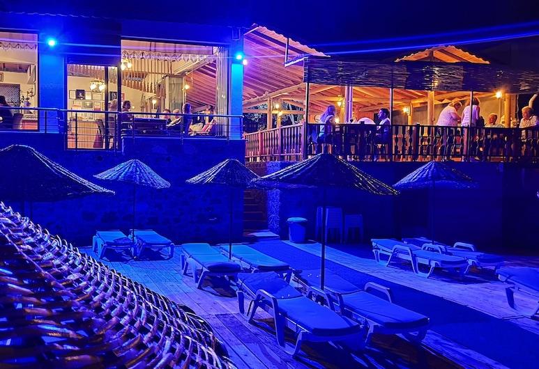 Assos Nazan Motel Restoran Beach, Айваджык