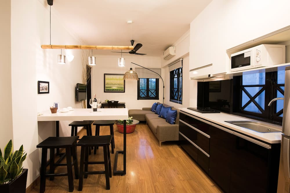 Standard Apartment, 2 Bedrooms, City View - Guest Room