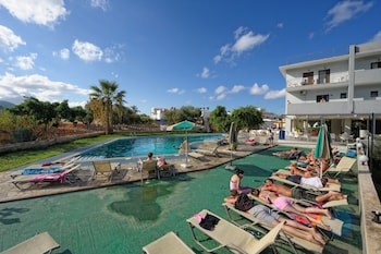 Foto del Hermes Hotel en Malia