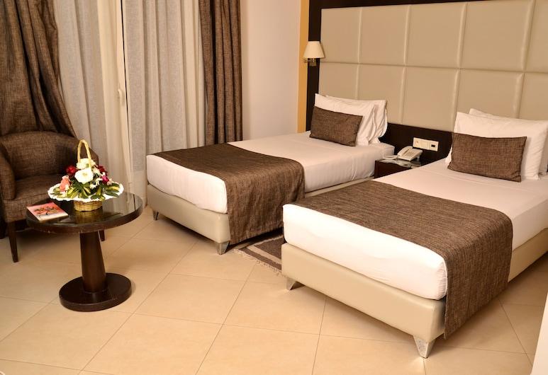 Malak Hotel, Rabat, Habitación estándar con 2 camas individuales, Habitación