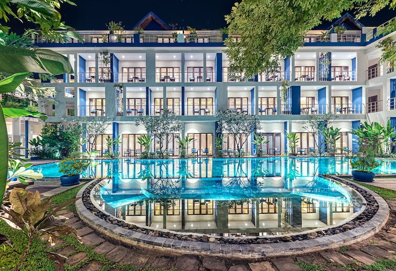 Sakmut Hotel & Spa, Siem Reap, Enceinte de l'établissement
