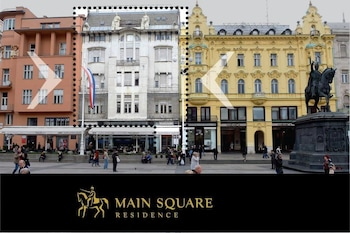 Picture of Main Square Residence in Zagreb