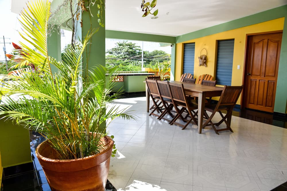 Standard Double Room, 1 Queen Bed - Terrace/Patio