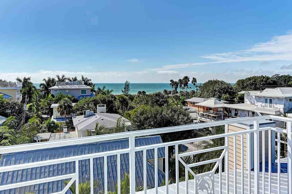 Domek, 5 ložnic, balkon (Island Oasis) - Balkón