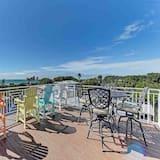 Domek, 5 ložnic, balkon (Island Oasis) - Terasa