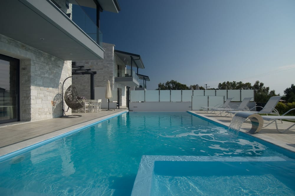Villa Deluxe, 5 habitaciones, piscina privada - Terraza o patio