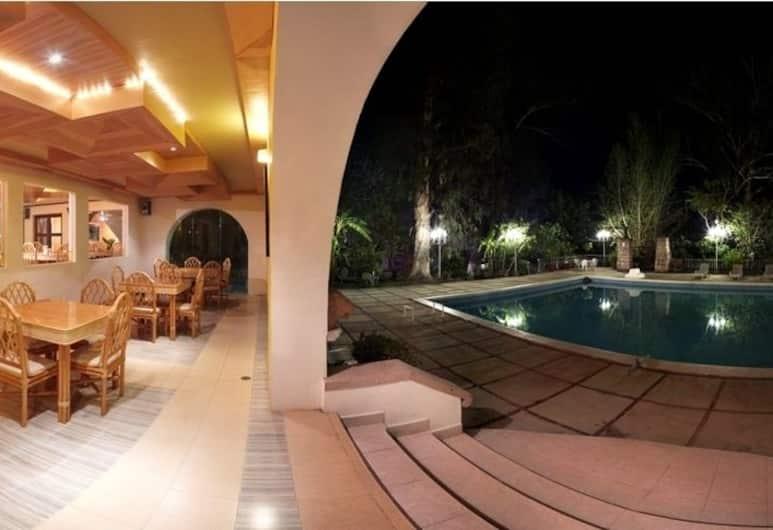 Hotel Hacienda Montesinos, Morelia, Outdoor Pool