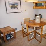 Lakás, 2 hálószobával - Étkezés a szobában