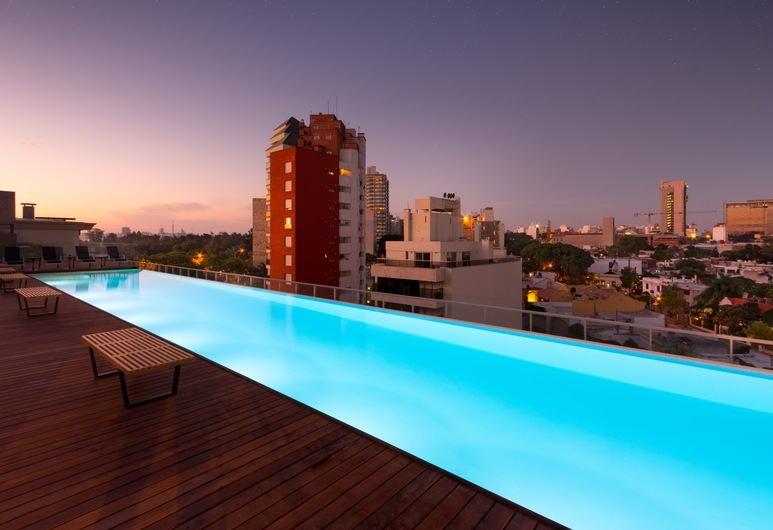 Esplendor by Wyndham Montevideo Punta Carretas, Montevideo, Jumta baseins