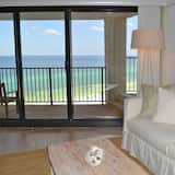 Condo, 2 Bedrooms, Balcony (BEACHSIDE I 4122) - Living Area