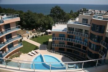 Image de Aquamarine Aparthotel à Obzor
