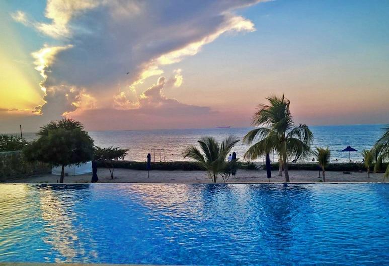 Apartamentos Suiteline Master – Frente al Mar, Santa Marta, Beach