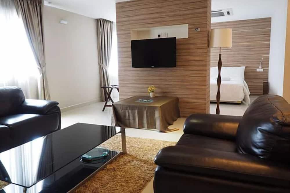 Deluxe Suite ( 4  ) - Living Area