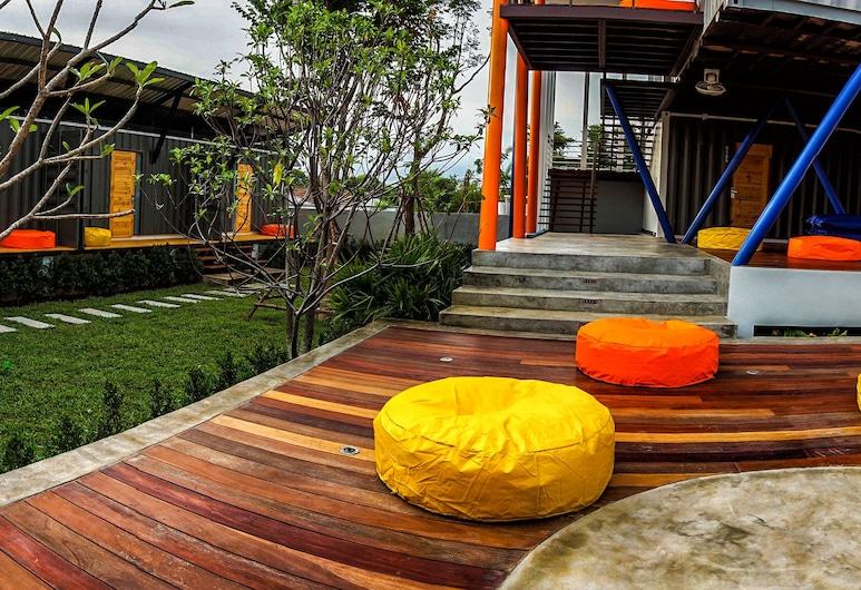 Us Hostel, Koh Samui, Εσωτερικοί χώροι ξενοδοχείου