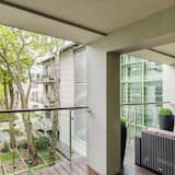 Īpaši liels dzīvokļnumurs - Balkons