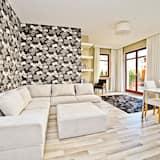Apartment, Terrace (Wypoczynkowa 10A Street) - Living Room