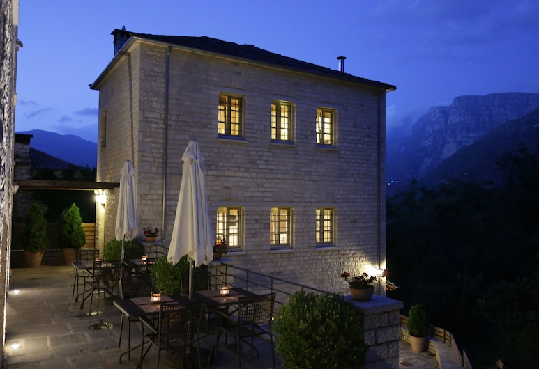 Gamila Rocks Mountain Hotel, Zagori