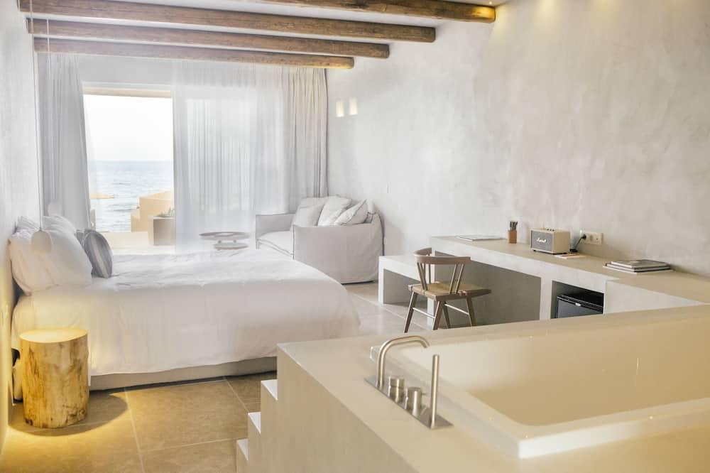Phòng Suite, Hiên, Quang cảnh biển (Inspiration) - Bồn tắm