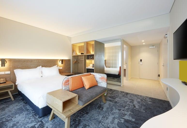 Holiday Inn Express Adelaide City Centre, Adelaide, Soba, 1 queen size krevet, pristup za osobe s invalidnošću, za nepušače, Soba za goste