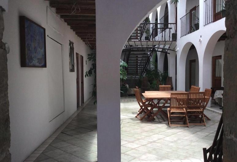 Hotel OaxaCalli, Oaxaca, Svalir