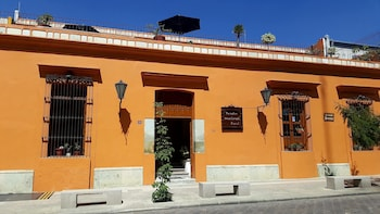 Fotografia hotela (Parador Montecarmelo) v meste Oaxaca
