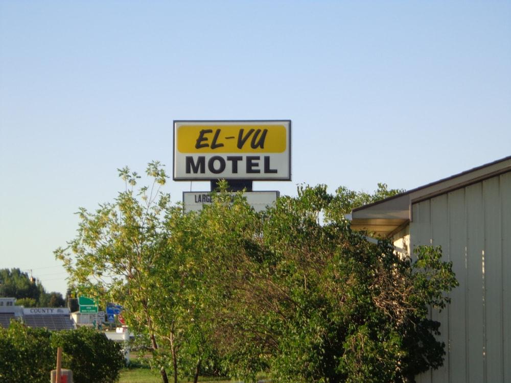 El Vu Motel Bowman Street View