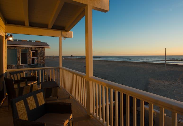 W Ocean Front 68133 by RedAwning, Newport Beach, Ev, 2 Yatak Odası, Balkon